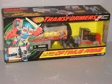 RID TRANSFORMER AUTOBOT OPTIMUS PRIME LASER PRIME MISB LOT # 1