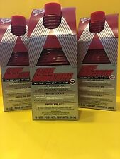 LUBEGARD Lube Gard Automatic Fluid ATF Fluid Additive *3 Pack*  Red #60902