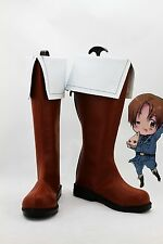 Axis Powers Hetalia Aph Italy Cosplay Costume Boots Boot Shoes Shoe