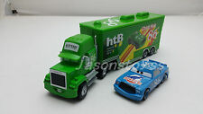 Disney Pixar Car No.86 Chick Hicks Mack Truck & Dinoco Chick Hicks Car Toy Loose