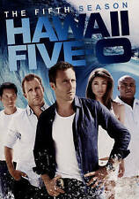 Hawaii Five-0: The Fifth Season 5 (DVD, 2015, 6-Disc Set) New, Free Shipping!
