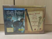 Harry Potter and the Deathly Hallows Part 1 limited Italian Blu Ray Edition NEW