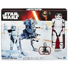"""12"""" Hasbro Star Wars The Force Awakens Assault Walker Stormtrooper Action Figure"""