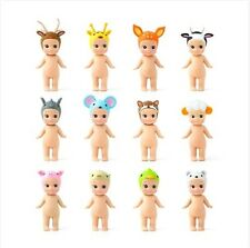 Sonny Angel Japanese Mini Figurine Animal ver.2 / Case One Assorted