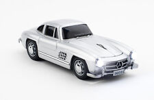 Click Car MERCEDES-BENS 300 SL Wireless Optical Mouse (Silver)