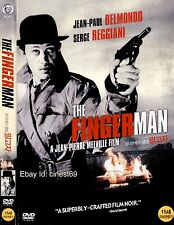 THE FINGER MAN (Jean-Paul Belmondo, Serge Reggiani, 1961) NEW DVD