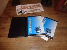 1994 Chevy S10 regular and extra cab LS & Zr2 Owners Manual 94 Free Ship to USa