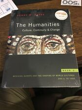 FB2- The Humanities Culture, Continuity and Change Book 2.  NEW w/ Access Code