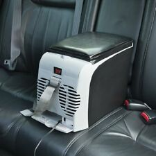 Electric Cooler Fridge Portable Warmer 6L Hotel RV Boat Car Truck Refrigerator