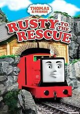 Thomas and Friends: Rusty to the Rescue,New DVD, George Carlin, David Mitton