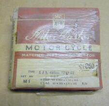 MATCHLESS AJS 500 TWIN +060 WELLWORTHY PISTON RING SET