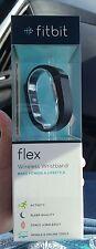 Brand New Fitbit Flex Wireless Activity & Sleep Tracker Wristband, Black