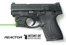 Viridian GREEN Reactor 5 Instant-On w/ Holster Smith & Wesson Shield - R5-Shield