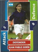TOPPS MATCH ATTAX WORLD CUP 2006- #029-ARGENTINA-JUAN PABLO SORIN