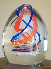 Caithness Maypole Paperweight Limited Edition  Fully Marked 98/750