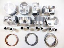 """Upgraded Piston/Premium Ring Kit (.020"""") 00-10 5.7L Hemi Chrysler Dodge Jeep V8"""