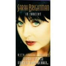 Sarah Brightman - In Concert (VHS, 2000)