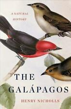 The Galápagos: A Natural History-ExLibrary