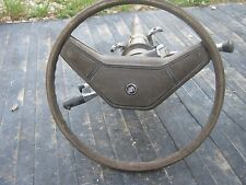 1983 Lesabre Used Chevrolet Steering Wheel Key and Accessories good for decor