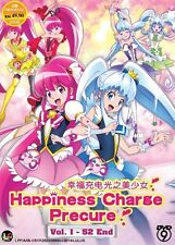 Happiness Charge Precure (TV 1 - 52 End) DVD + Free Gift