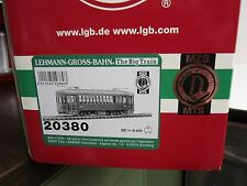 LGB G #20380 New Orleans Street Car #952 - MZS/MTS Decoder Equipped