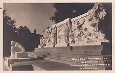 BOLOGNA - Monumento a G.Carducci - Scultore Leonardo Bistolfi - G.Vettori