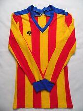 4.8/5 VERY RARE 1978-1979 Valencia FOOTBALL ORIGINAL RESSY SHIRT JERSEY HOME