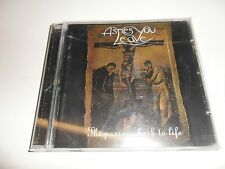 Cd  The Passage Back to Life von Ashes You Leave