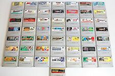 SFC LOT OF 50 Nintendo Super Famicom Wholesale Japan Import SNES US Seller 7