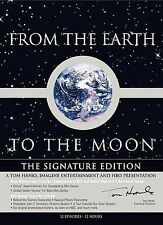 From the Earth to the Moon (DVD, 2005) - Disc 1 & 2 Only - Disc Only - Free Ship