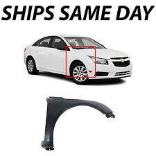 NEW Primered - Passengers Front Right RH Fender for 2011-2016 Chevy Cruze
