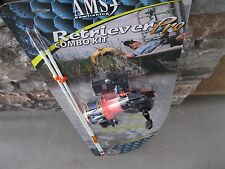 AMS BOWFISHING RETREIVER PRO COMBO KIT  RIGHT HAND  W /ARROWS 610-CMB-RH