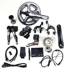 6770 Groupset Shimano Ultegra Di2 Electronic Kit Road Bicycle 170&172.5&175 10s