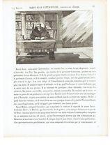 """1825 """"Saint Jean Chrysostome"""" Archeveque de Constantinople (Antioche-Comana)"""