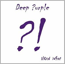 DEEP PURPLE Now What CD + DVD Double Deluxe Edition + bonus