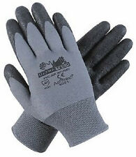 12 MCR Safety 9699XS UltraTech PVC Dip Stretch Nylon HPT General Purpose Gloves