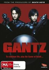 Gantz (DVD, 2011) New Region 4