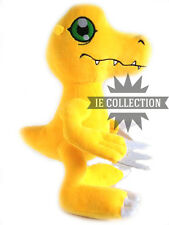 DIGIMON AGUMON PELUCHE GRANDE 30 CM pupazzo Adventure WarGreymon plush doll big
