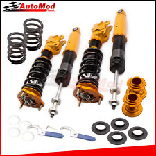 4PCS Coilovers Coil Struts For Honda Civic 2006-2011 LX EX SI FA5 FG2 FG1