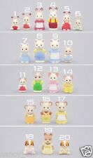 8 Pcs/Lot Sylvanian Families Cats Rabbits Dog PVC Dolls Kids Toy Gift