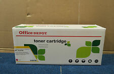 Office Depot HP Compatible CC533A Magenta For LaserJet CP2020 CP2025N CP2025DN