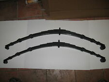 Pair New Leaf Springs UK MGB GT Only 1963-1974 Spring Made in the UK