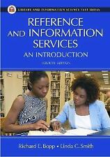 Library and Information Science Text: Reference and Information Services : An I…