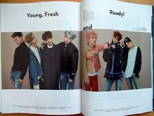 Monsta X/Cuttings 6P /Magazine Clippings/Ceci Korea/November 2016