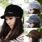 Fashion New Unisex Women Men Casual Baseball Outdoor Peaked Hat Beanie Cap