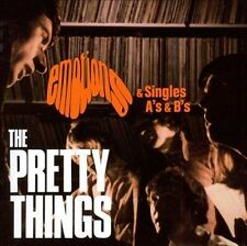 Emotions/Singles A's & B's by The Pretty Things (CD, Apr-2008, 2 Discs,...
