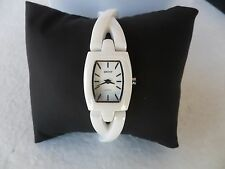 DKNY NY8728 Womens Watch White Ceramic Twist With Box NY8728