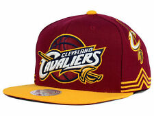 Cleveland Cavaliers Mitchell & Ness NBA Game Day Snapback Adjustable Cap Hat
