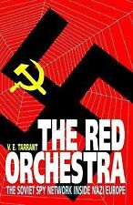 The Red Orchestra by V.E. Tarrant Hardcover Book (English) First Print