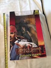 Pirates of the Caribbean Jack Sparrow Johnny Depp Lot Disneyland Cards Statue ++
